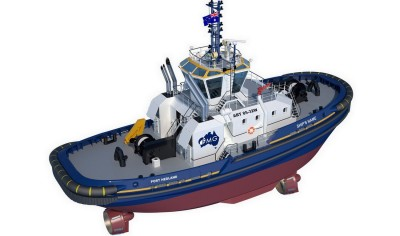 IMC to oversee construction of new Fortescue tug fleet