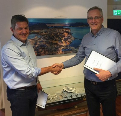 Skipsteknisk and IMC team to offer Australia a state of the art hydrographic oceanographic research vessel design